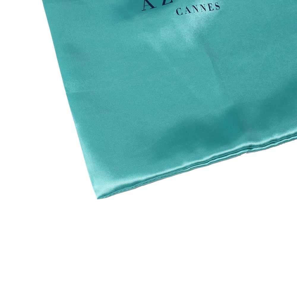 Custom Drawstring Satin Gift Bag Pouch
