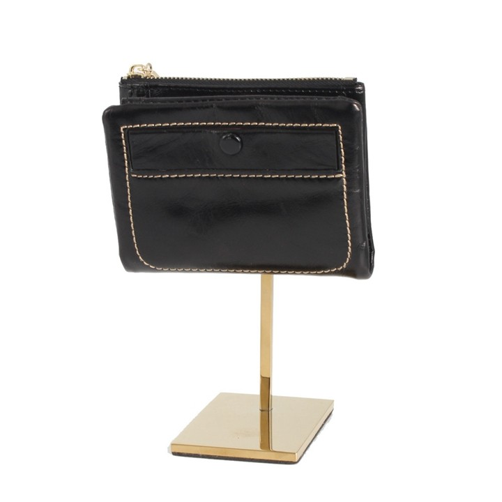 Magnetic wallet display stand, Wallet display