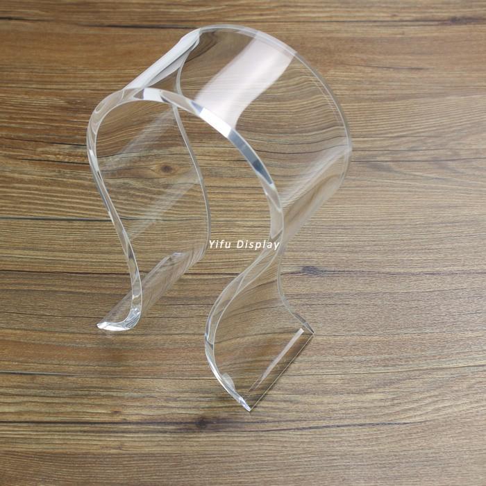 wholesale acrylic headphone display stand, customi