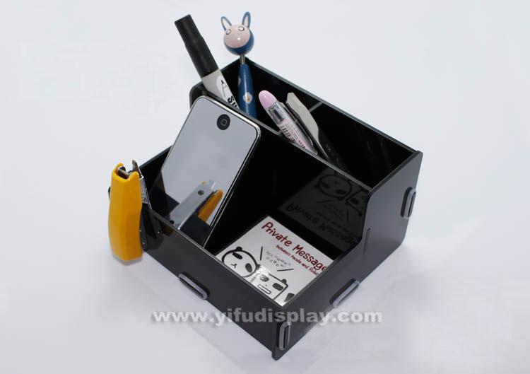 Acrylic Stationery Box BX009