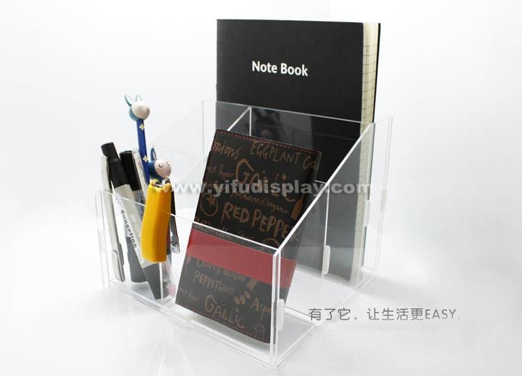 Acrylic Stationery Box BX012