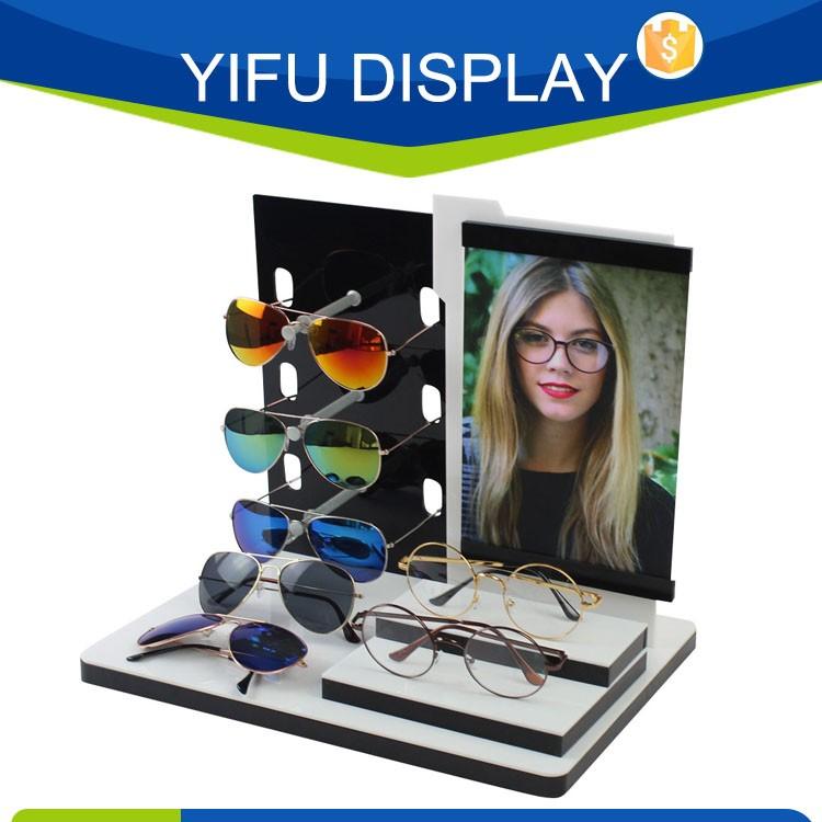 Acrylic Sunglasses Display Stand Rack