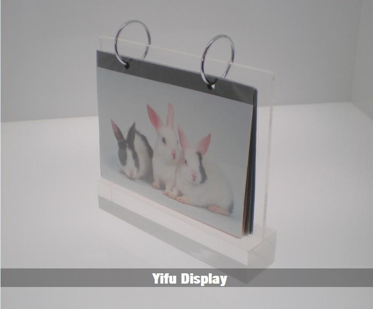 Acrylic Calendar Display PH020