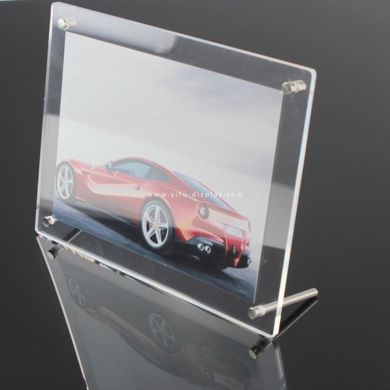 acrylic photo frame ph007
