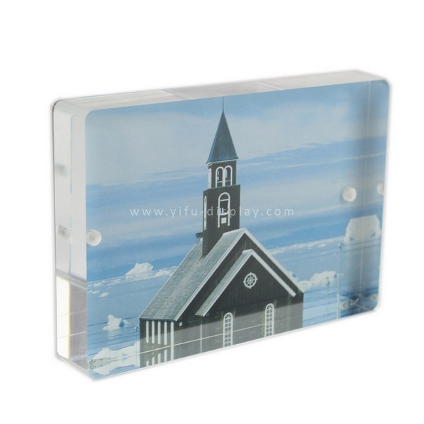 Acrylic Photo Frame PH016