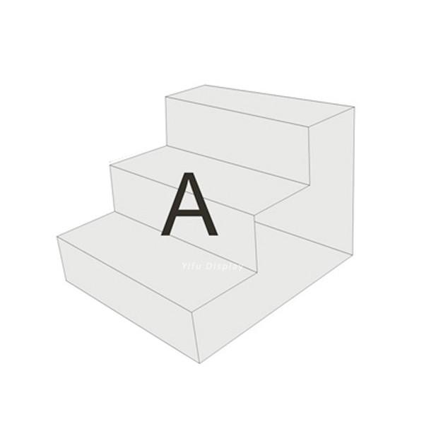 Acrylic Shoe Shelf SP030-A