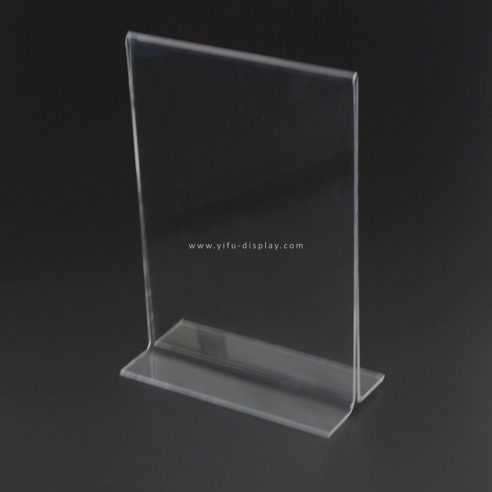 Acrylic Sign Holder SH012