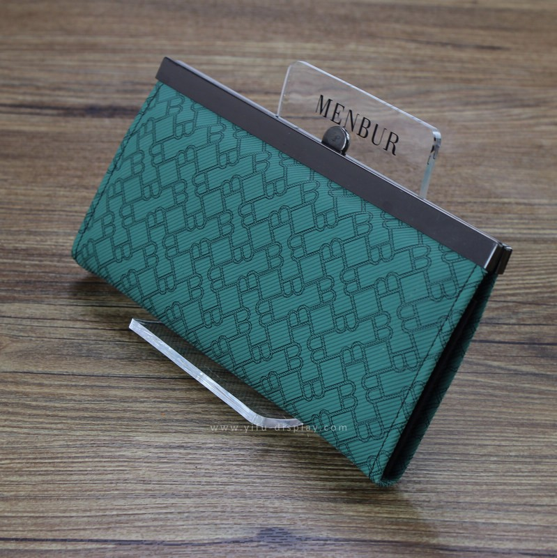 Acrylic Wallet Display WP006