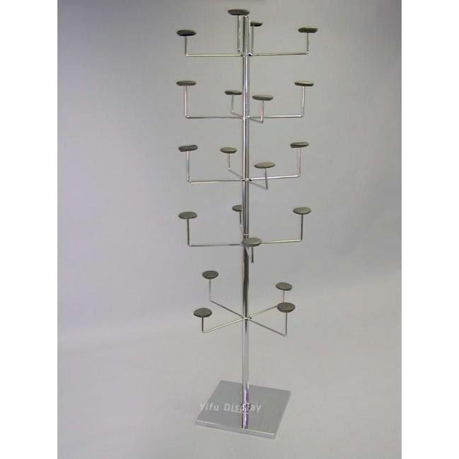 Floor Hat Display Racks HH004