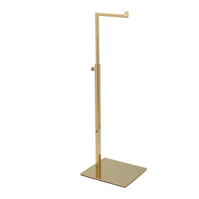 Polished Gold Handbag Stand