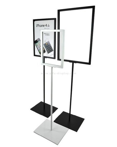 Floor type Poster Stand PS035