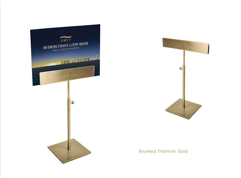 Poster Display Rack PS039