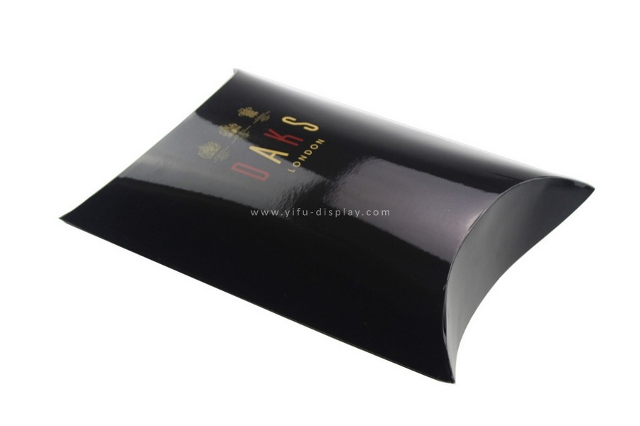 Black Pillow Box CB016