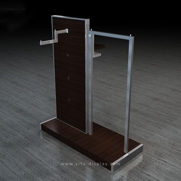 Floor Clothing Display Rack WS014