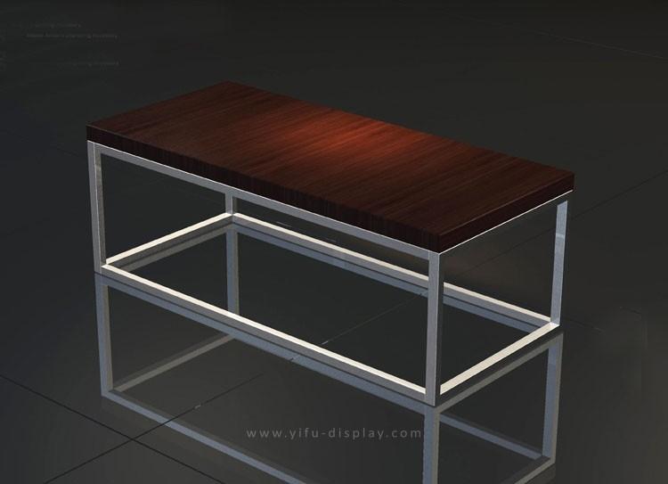 Fashion Wooden Shoe Shelves WS003