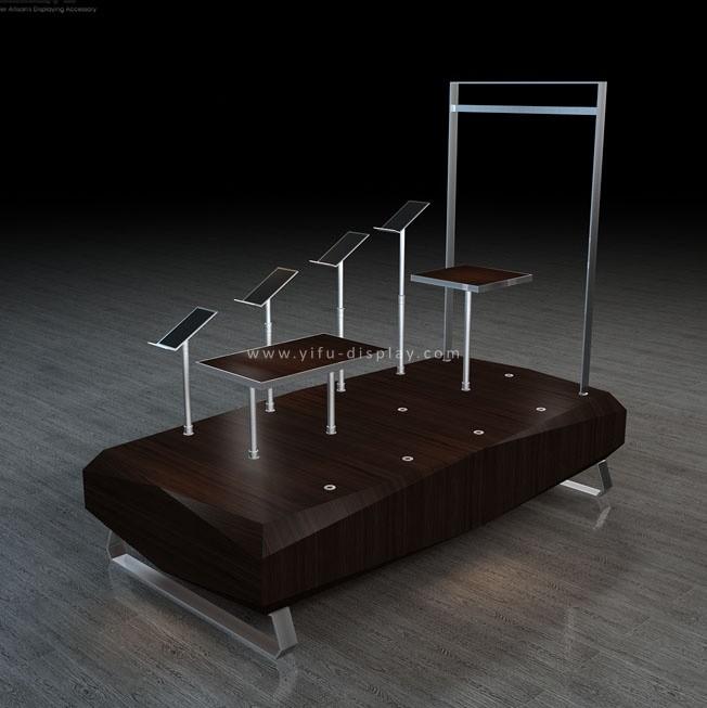 Fashion Wooden Shoe Shelves WS012